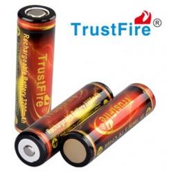 Baterías de Litio 18650 3200mA.