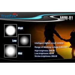 Linterna Trustfire MINI-01