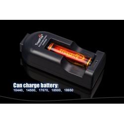 Cargadores de baterías TR-002