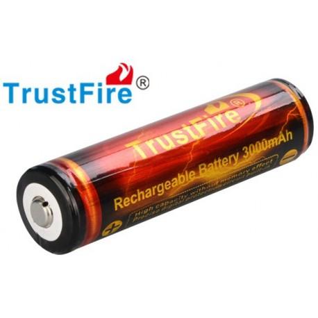 Baterías de Litio TF18650 3000mA.Flame