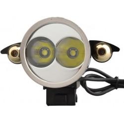 Linterna de Bicicleta Trustfire D007 Led Cree XML-Laser