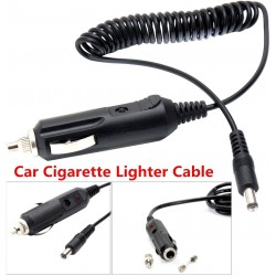 Cable mechero 12v para Cargadores series TR-0