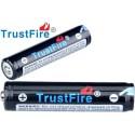 Baterías de Litio 10440 Recargable Trustfire Black
