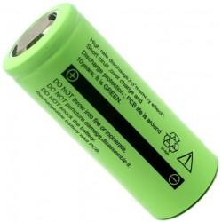 Batería de Litio 26650 Recargable 4200mAh
