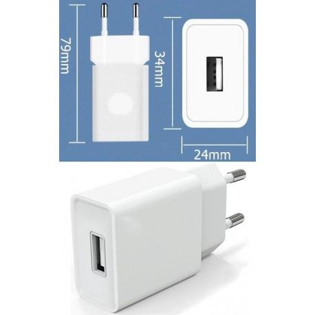 Mini Cargador USB para Baterías de Litio