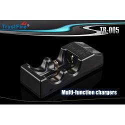 Cargadores de baterías TR-005