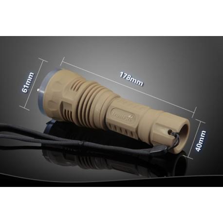 Linterna Trustfire de Buceo DF-001