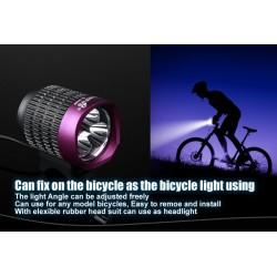 Linterna Led de Bicicleta Trustfire D-008
