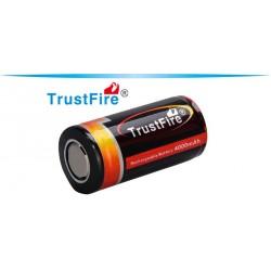 Baterías de Litio 25500 4000ma Trustfire