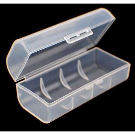 Estuches de 1 Batería 26650/R14