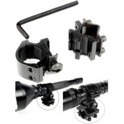 Montura de Linterna de carril para armas de carril M14