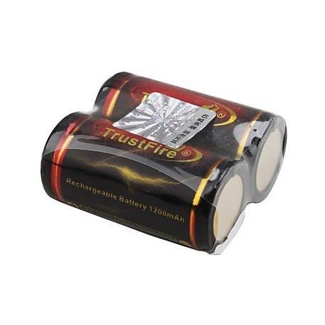 Baterías de Litio 18350 1200mAh Flame