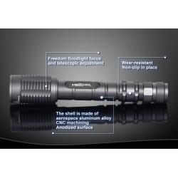 Kit Linterna de caza Trustfire Zoom Z5