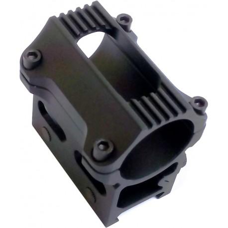 Montura de Linterna de carril para armas de carril M27